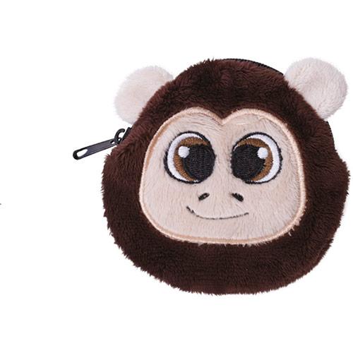 portamonete scimmia