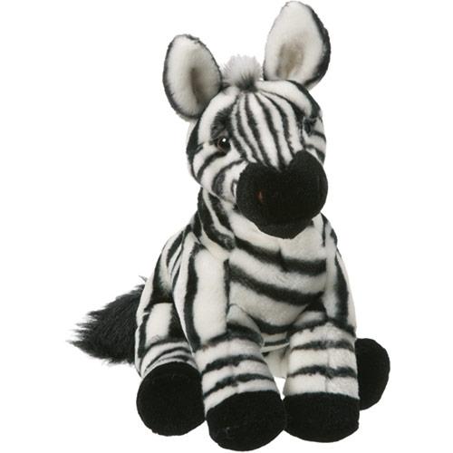 Zebra peluche grande