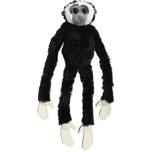 Gibbone nero peluche grande