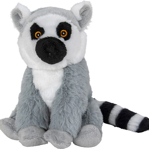 lemure peluche
