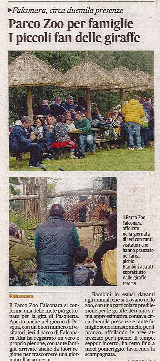 Corriere Adriatico<br>29 marzo 2016