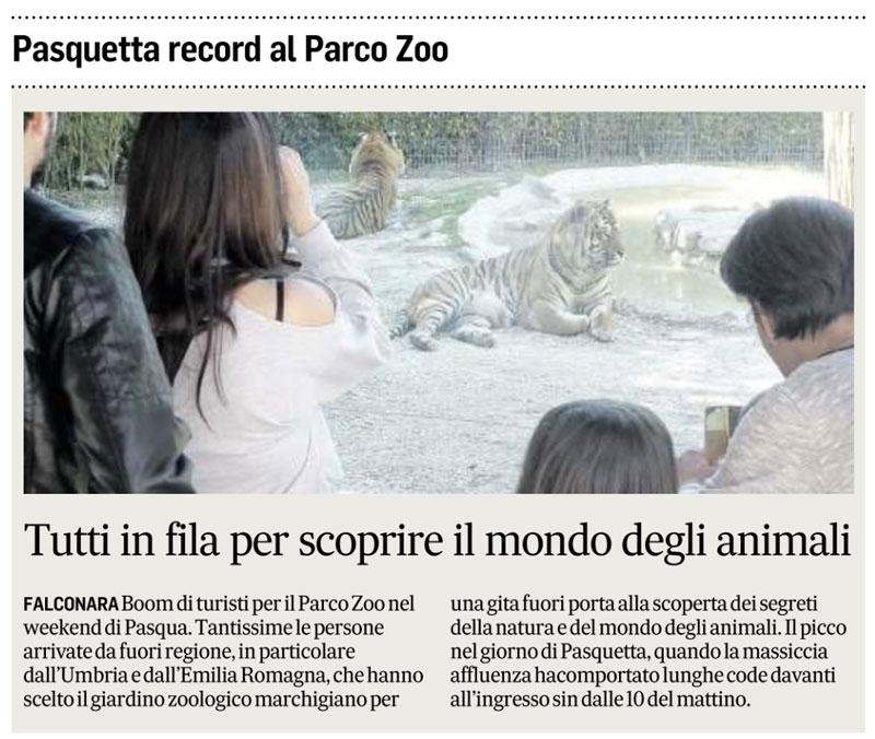 Corriere Adriatico 19 aprile 2017