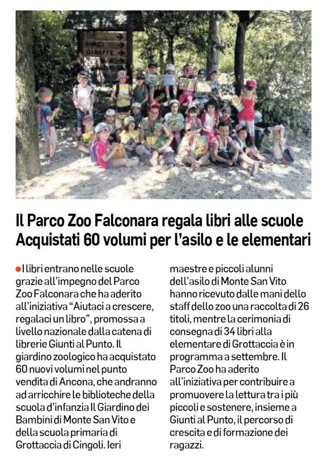 Corriere Adriatico 10 giugno 2017